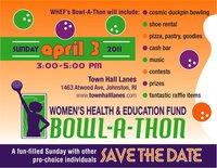 WHEF Bowl-a-Thon 2010